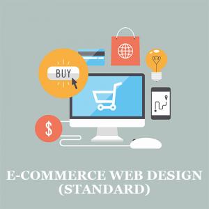 E-Commerce Web Design (Standard)